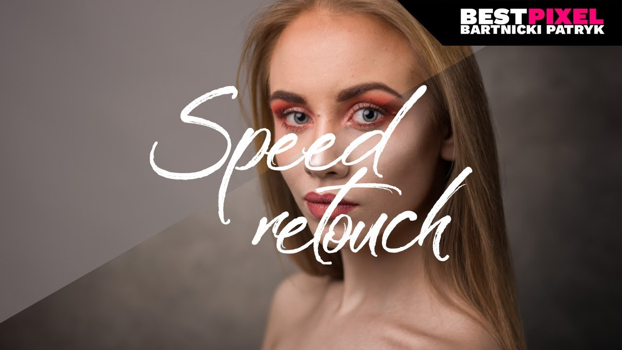 Photoshop: Speed retouch beauty #05/2018